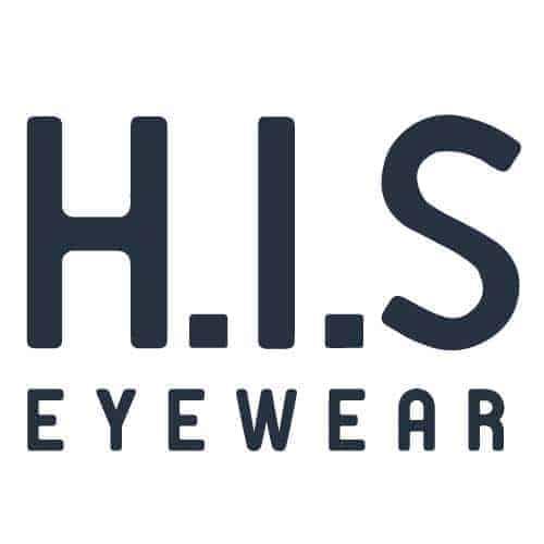 Logo der Marke H.I.S Eyeweare