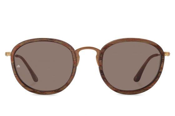 """Sonnenbrille von Einstoffen """"Comandante"""""""